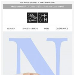 [Saks OFF 5th] Up to 60% OFF Designer Bags from Jimmy Choo, Moschino & More