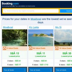 [Booking.com] Prices in Moalboal dropped again – act now and save more!