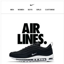 [Nike] Get it Now: Air Max 97