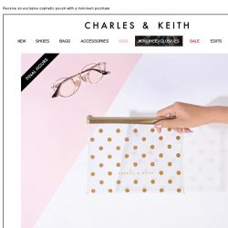 [Charles & Keith] FINAL HOURS | BEAUTY IN BLOOM