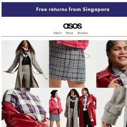 [ASOS] We're checking you out