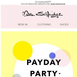 [Miss Selfridge] DISCOUNT INSIDE! 2 hours only ⏰