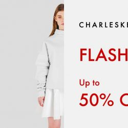Charles & Keith: Flash Sale with Up to 50% OFF Shoes, Bags & Accessories