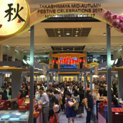 Takashimaya: Mid-Autumn Festive Celebrations With Over 50 Brands of Mooncakes To Choose From!
