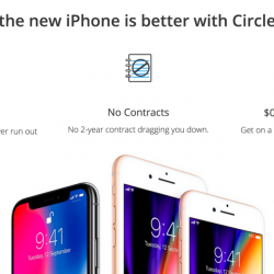 Circles.Life: Pay $0 Upfront Fee for iPhone 8, 8 Plus & X with 24-Month Instalment Plan & No Contract!
