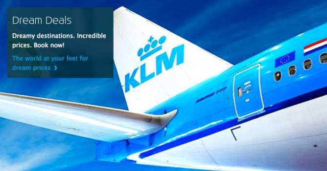 Image result for klm summer deals