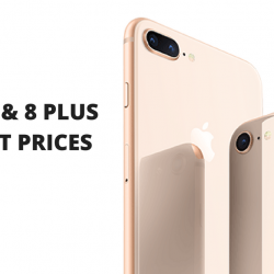 StarHub: iPhone 8 & 8 Plus Contract Prices
