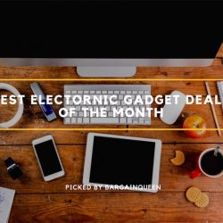 Singapore's Best Electronic Gadget Deals of the Month (Oct 2017)