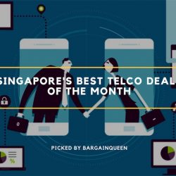 Singapore's Best Telco Deals of the Month (Nov 2017)