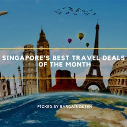 Singapore's Best Travel Deals of the Month (Nov 2017)