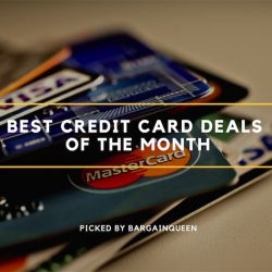 Singapore's Best Credit Card Deals of the Month (Nov 2017)