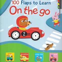 [Junior Page] 100 Flaps To Learn: On The Go$14.