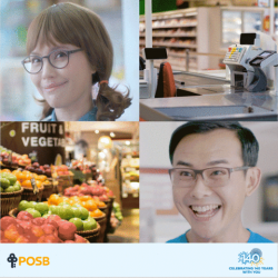 [POSB Autolobby] Bryan Wong and Zoe Tay could be popping over to your hood!