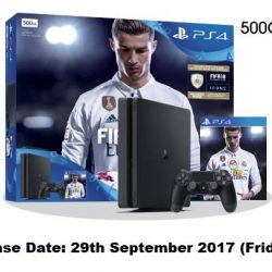 "[Funco Gamez] PlayStation®4 ""FIFA 18"" Bundle to be launched on 29th September at $479!"