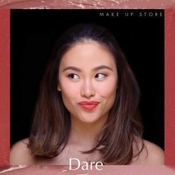 [MAKE UP STORE] Dare to go Coral this season with our favorite coral toned shades !