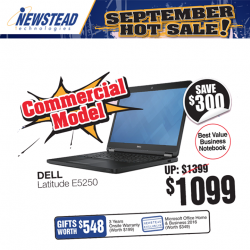 [Newstead Technologies] Hot Sale is happening now!