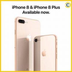[Courts] Skip the queue and get your iPhone 8 delivered right at your doorstep when you order from www.