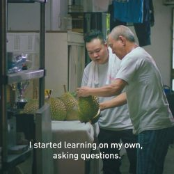 [DBS Bank] Old meets new in Leong Tee Durian as second generation durian seller Sam Lim introduces modern technology to the decades-