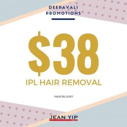 [Enjoy by Jean Yip] Pain-free, hair-free!