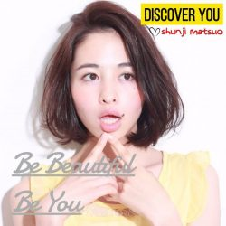[Shunji Matsuo] Be Beautiful, Be You!