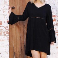 [Mico Boutique] Our favourite LBD, the Finding Fi Valencia Dress is ideal for a night on the town!