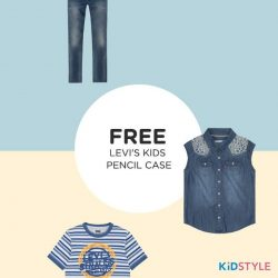 [KidStyleSg] As if promotions are not enough, we are giving away FREE GIFT too!