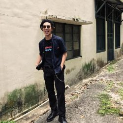 [Dr Martens] Co-Founder of Omitr, freelance designer and stylist, Darren, shows us how he styles the 1461 shoe.
