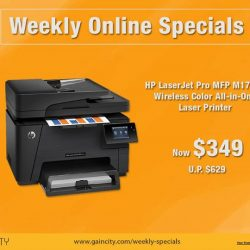 [Gain City] Gain City's weekly online specials promises deals that would be difficult to find anywhere else!