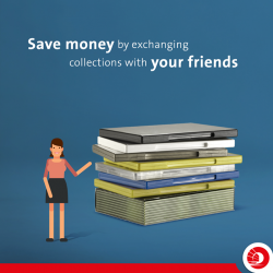 [OCBC ATM] Why buy stuff when you can swap instead?