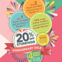 [Yankee Candle] Come celebrate with us!