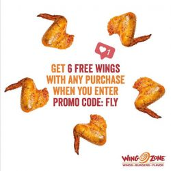 [Wing Zone Singapore] School holidays are here & it's time to celebrate!