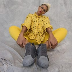 [Adidas] Madame Gandhi is an activist and electronic music artist.