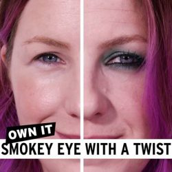 [The Body Shop Singapore] Add a magical touch to your make-up look with a fresh new take on classic smoky eyes.