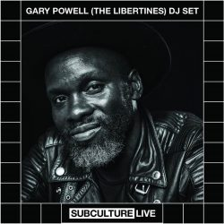 [Fred Perry] Exactly a month away before Gary Powell takes on our Fred Perry Subculture Live stage.