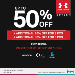 [IMM] Under Armour Outlet has expanded!