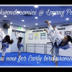 [Taekwondonomics] Call us today for exclusive early bird promotions!