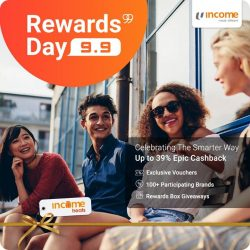 [NTUC Income Insurance] ShopBack is celebrating the Smarter Way to Shop!