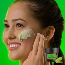[The Body Shop Singapore] Start the week pampering yourself with our NEW Japanese Matcha Tea Pollution Clearing Mask.