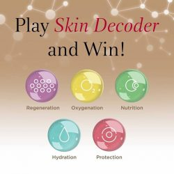 [Clarins] Complete the 5 vital functions in Skin Decoder and stand a chance to win a Youth and Radiance Set (worth $