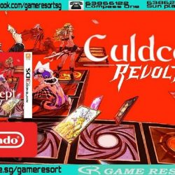 [GAME RESORT] 3DS Culdcept Revolt,As the Culdcept series celebrates its 20th Anniversary, the addictive card game-meets-board game is back,