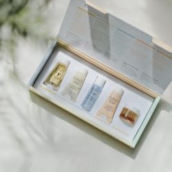 [LOVE AND BRAVERY] With @shiseidosg's new skincare range, achieving beautiful skin has never been simpler.