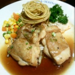 [Ma Maison Restaurant Singapore] Today's Daily Lunch at Ma Maison at Takashimaya S.