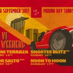 [Prive Aesthetics] Singapore F1 Grand Prix Weekend is happening this weekend!