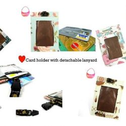 [SEPPHIRE] All time fav ~Card holder w/detachable lanyardwww.