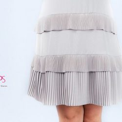 [Rose Of Sharon] Layered With Pleated DressS$95.