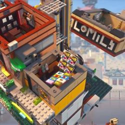 [The Brick Shop] The rooftop sushi restaurant is open to the public!