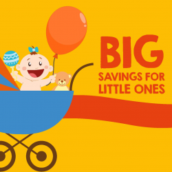 [NTUC FairPrice] Whether you're expecting your first baby or a seasoned parent, there's something for you at our FairPrice Online