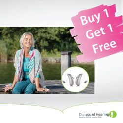 [Digi-Sound Hearing Care Centre] For the month of September, buy 1 & get your 2nd hearing aid FREE!