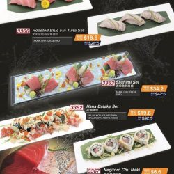 [HONG KONG WONTON NOODLE] Itacho Sushi Gan Yakitori 岩やきとり[NEW BLUE FIN TUNA PROMOTION - UP TO 60% OFF] 😍👍😋Tuna lover?