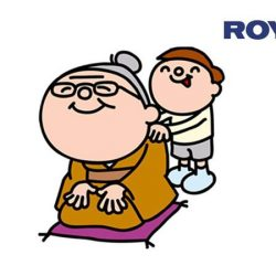 [Royce'] Today is Respect for the Aged Day (敬老の日 Keirō no Hi) in Japan.